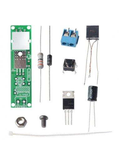 Kit de Eletrónica DIY - Dispositivo de Ignição de Alta Tensão   Ensino Básico  