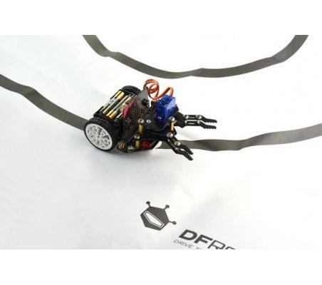 micro: Maqueen  - Mapa Seguidor de Linha | Kits DIY |