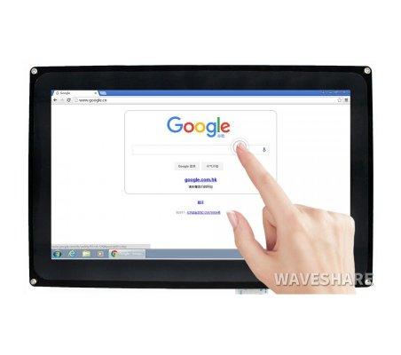 Ecrã Tátil 10.1inch HDMI LCD, 1024x600, Com Caixa