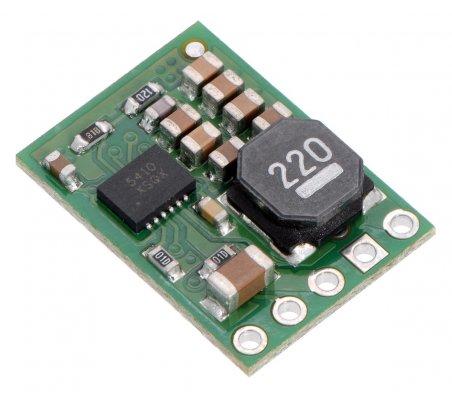 Regulador de Tensão Step-Down 3.3V, 1A - D24V10F3   Alimentação  