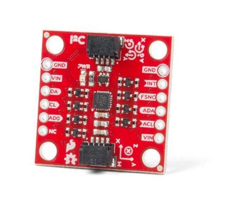 SparkFun Módulo IMU 9DoF - ICM-20948 (Qwiic) | IMU |