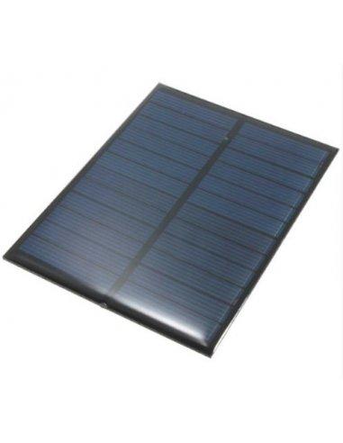 Célula Solar 6V 1.1W 200mA - 112X84mm