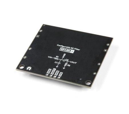 Filtro RC Configurável