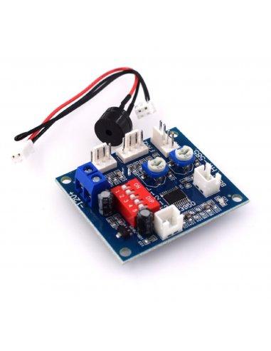HW-585 12V Controlador PWM para Ventoinha CPU com Alarme | Alimentação |