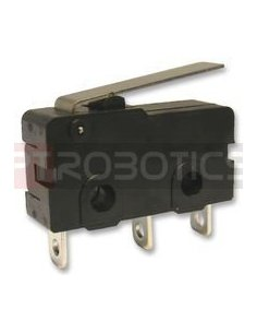 MicroSwitch 5A Short Lever