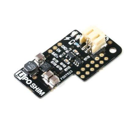 Módulo de Alimentação LiPo/LiIon Shim para Raspberry Pi   Fontes de alimentação  