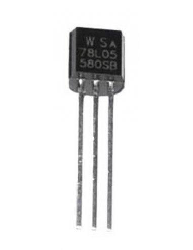 MC78L05ABPRMG - Regulador de Tensão Positiva 5V 100mA   Reguladores  
