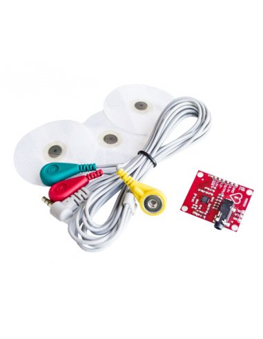 Kit Monitor Frequência Cardíaca ECG AD8232