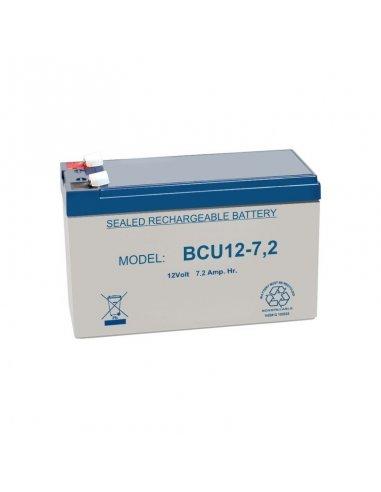 Bateria de Chumbo 12V 7.2A | Baterias de Chumbo |