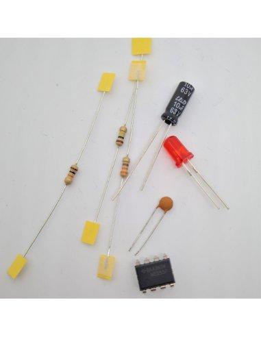 Electrónica Essencial - LM555 | Electronica Essencial |
