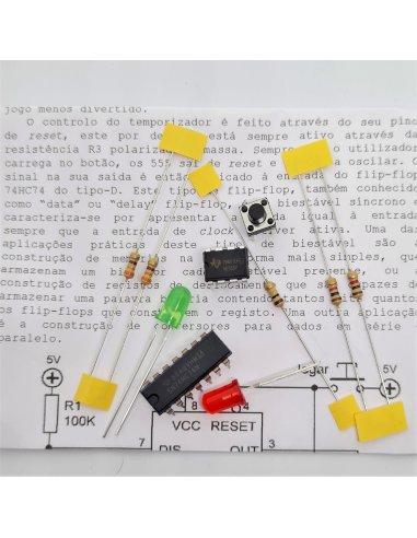 Electrónica Essencial - Cara ou Coroa | Electrónica Essencial |