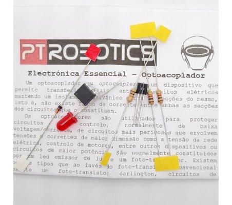 Electrónica Essencial - Optoacoplador | Electrónica Essencial |