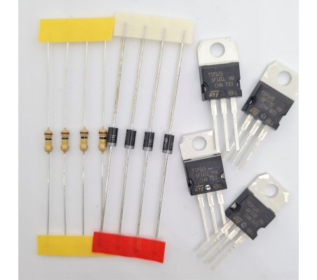 Electrónica Essencial - Ponte H | Electronica Essencial |