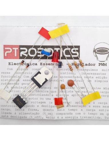 Electrónica Essencial - Regulador PWM   Electronica Essencial  