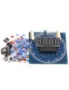 Kit de Relógio Eletrónico com Leds em Rotação DS1302 DIY | Varios |