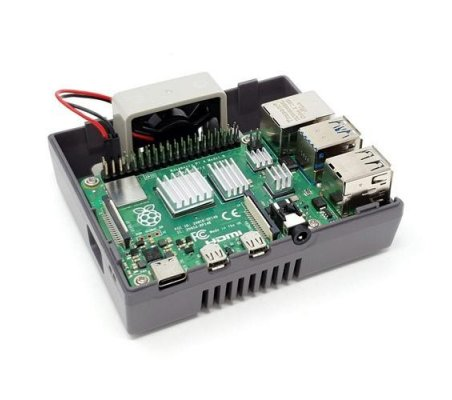 Caixa NES para Raspberry Pi 4 | Caixas Raspberry pi |