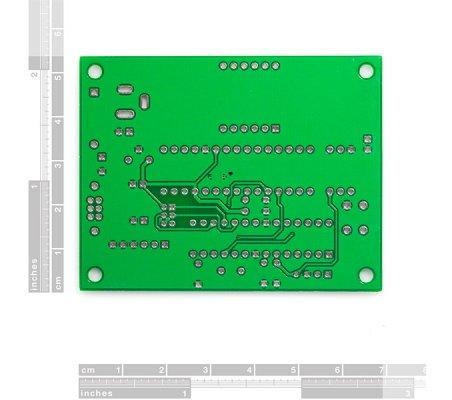 Kit Medidor de Capacitância DIY