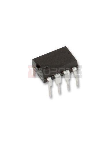 TL081 - General purpose JFET single operational amplifier | Circuitos Integrados |