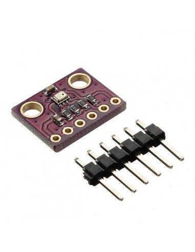 Módulo Sensor de Pressão Barométrica - GY-BMP280-3.3 | Sensor de Pressão |