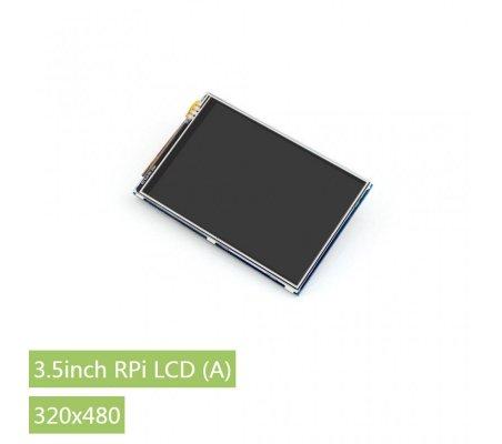 LCD Tátil para Raspberry Pi 480x320