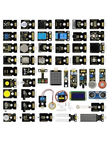 Kit de 48 Sensores para Arduino Keyestudio | Kit Arduino |