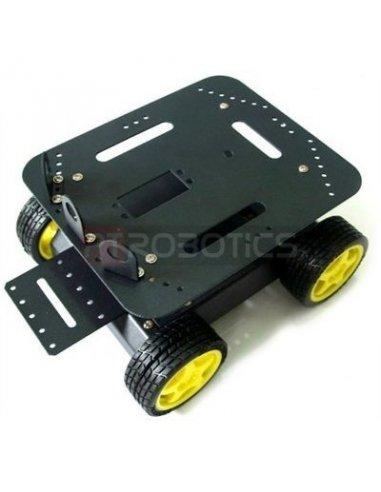 4WD Arduino robot platform