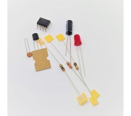 Electrónica Essencial - Interruptor de Toque   Electronica Essencial  