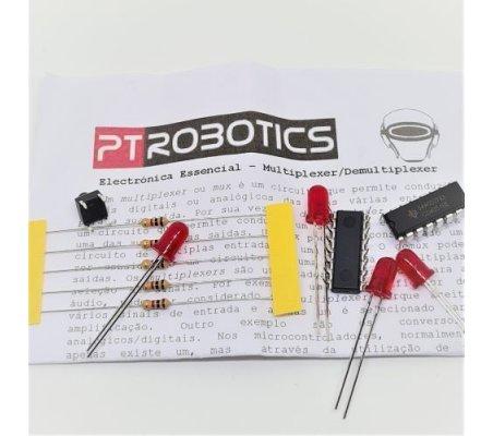 Multiplexer/Demultiplexer - Eletrónica Essencial
