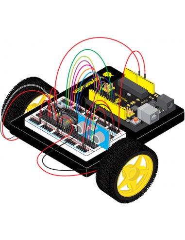 Kit de Aprendizagem Arduino Robot Keyestudio