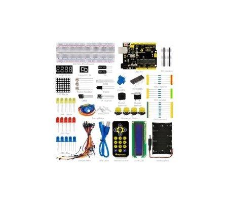 Kit de Iniciação com Arduino Uno Keyestudio