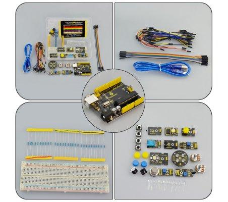 Kit Sensores K3 com Arduino Uno Keyestudio