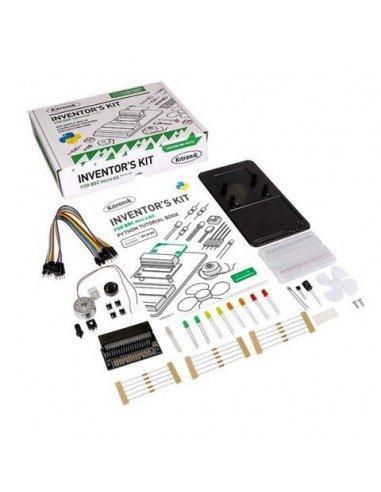 Kit Inventor para BBC Micro:bit - Versão Python