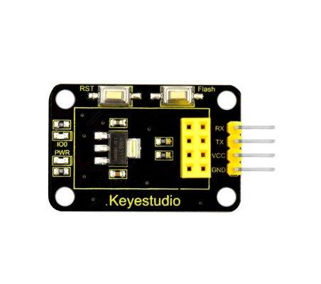 Placa de Expansão para Módulo WiFi ESP-01S Keyestudio