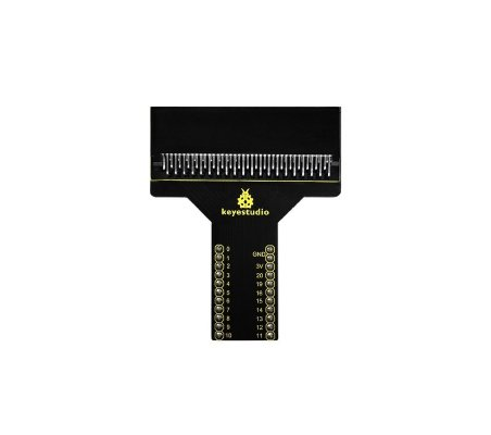 Shield Adaptador Tipo-T para Micro:bit Keyestudio   Micro:Bit  