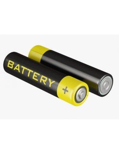 Bateria Alcalina - 4x LR03-AAA 1.5V
