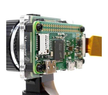 Base de Fixação Raspberry Pi 4 para Câmara