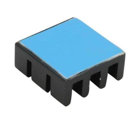 Dissipador de Calor para Raspberry Pi - 13x13x6mm | Varios - Raspberry Pi |