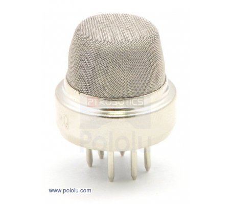 Flammable Gas & Smoke Sensor MQ-2