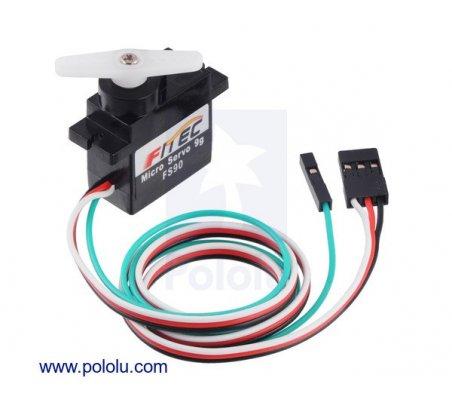 Feetech FS90-FB Micro Servo com Feedback de Posição   Servomotor  