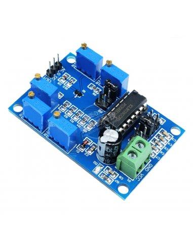 Módulo Gerador de Sinal de Função Monolítica ICL8038