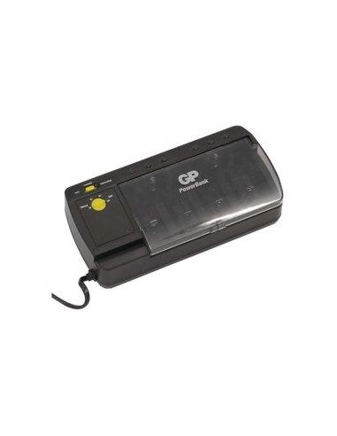Carregador de Baterias Ni-Mh 6F22, AA, AAA, C e D | Produtos |