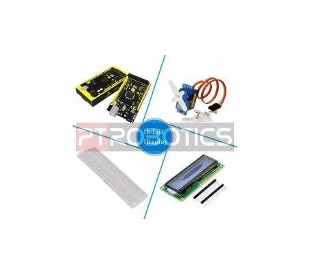 Kit de Iniciação com Arduino Mega 2560 Keyestudio
