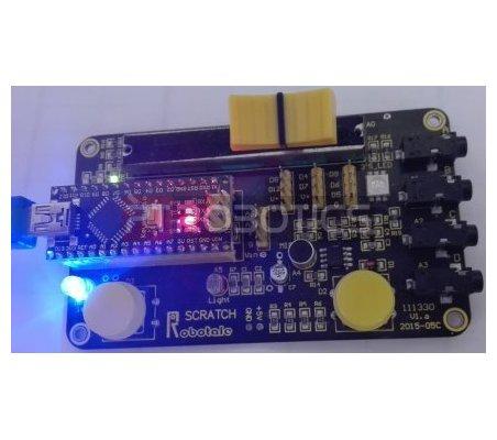 Kit Scratch para Iniciação Arduino Keyestudio