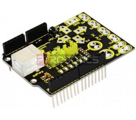 Kit de Iniciação Maker Touch para Arduino Keyestudio
