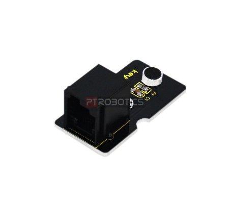 Módulo Sensor de Som Analógico com Ligação EASY para Arduino Keyestudio | Keyestudio |