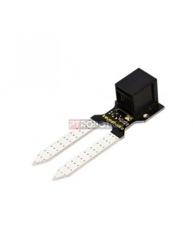 Módulo Sensor de Humidade de Solo com Ligação EASY para Arduino Keyestudio