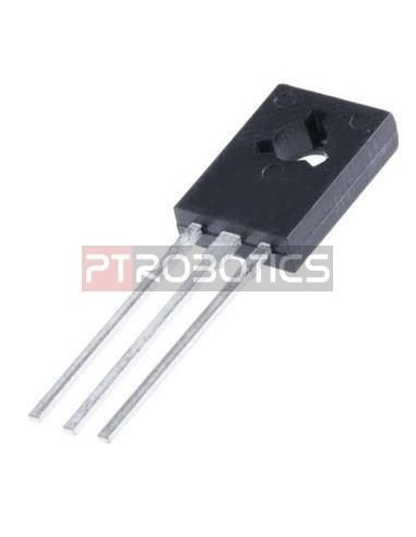 BD679 - Transístor Bipolar NPN 80V 4A | Transistores |