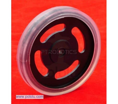 High-Traction Sticky Tire (one tire) | Rodas para Robôs |