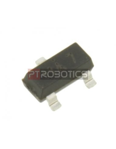 MMBT3904 - Transistor NPN 40V 200mA SOT23 | Transistores |