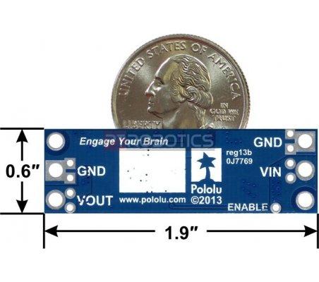 Regulador de Tensão U3V50F5 Step-Up 5V